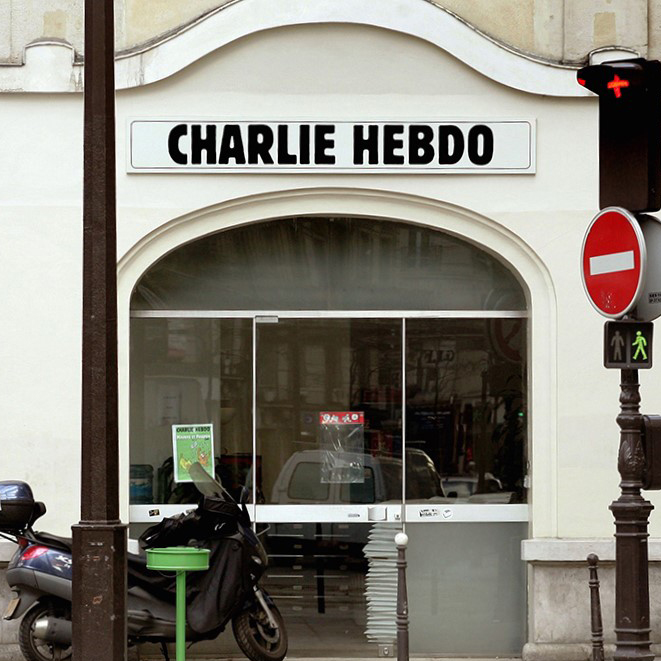 Charlie Hebdo'dan Yeni Bir Provokasyon