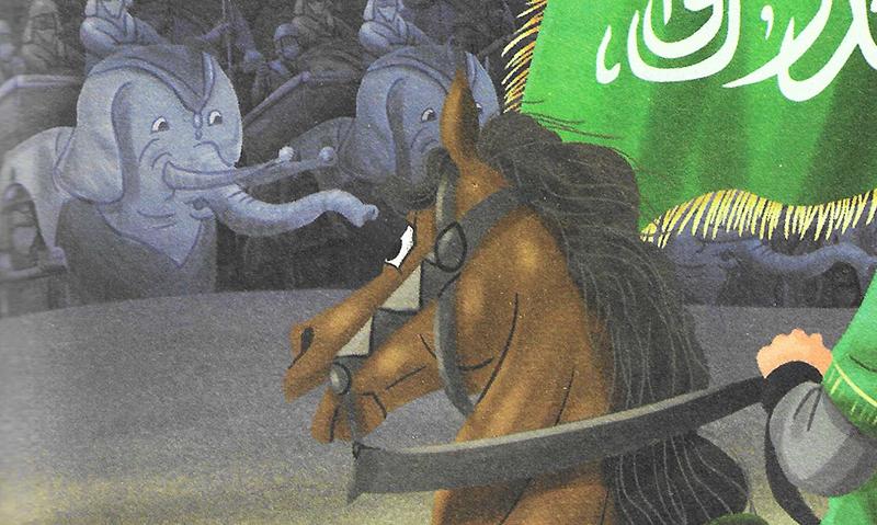 Atlarının Gözünden Beş Râşid Halife