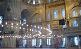 Eski İstanbul'da Işıklı Geceler