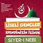 Anadolu Gençlik Derneği'nden Siyer-i Nebi Yarışması