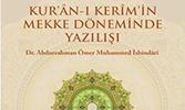 Kur'ân-ı Kerîm'in Mekke Döneminde Yazılışı