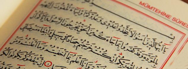 Kur'ân Yolculuğu: Mümtehine Suresi (II. Bölüm)