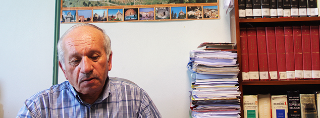 """Ömer Faruk Harman: """"Peygamberimiz'in Mirac'ı Cenab-ı Hakk'a Mekân İzafe Etmek Olmaz"""""""