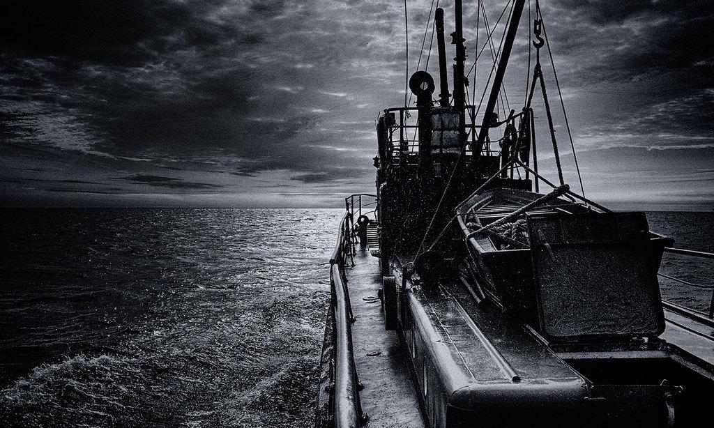 Gemisini Yürüten Kaptanlar