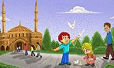 Sonpeygamber.info Çocuk Sitesi'nden Namaz Albümü
